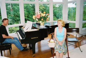 Bruce Hornsby and Melissa Reagan